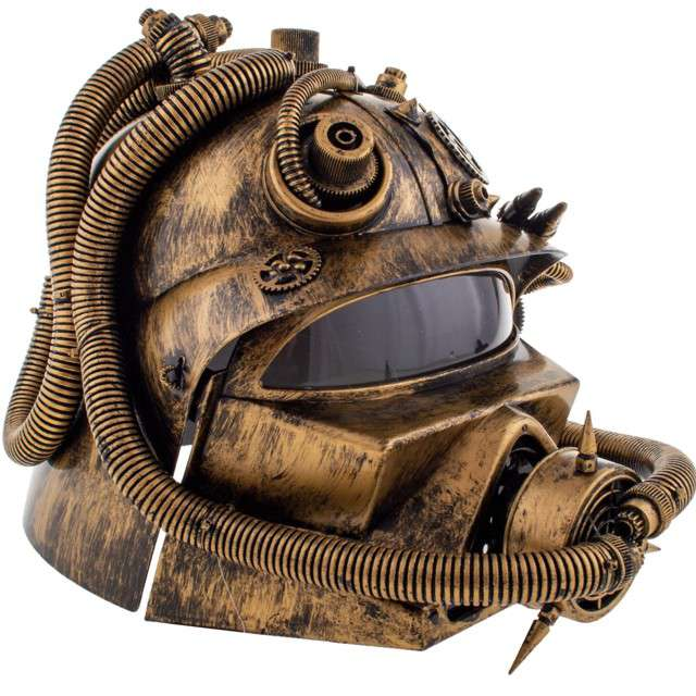 Hełm Steampunk FunnyFashion