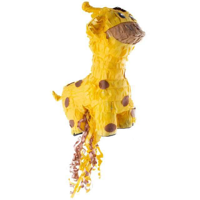 "Piniata ""Żyrafa"", FunnyFashion, 30x30 cm"