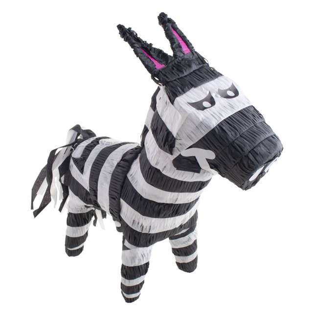 "Piniata ""Zebra"", FunnyFashion, 50x48 cm"