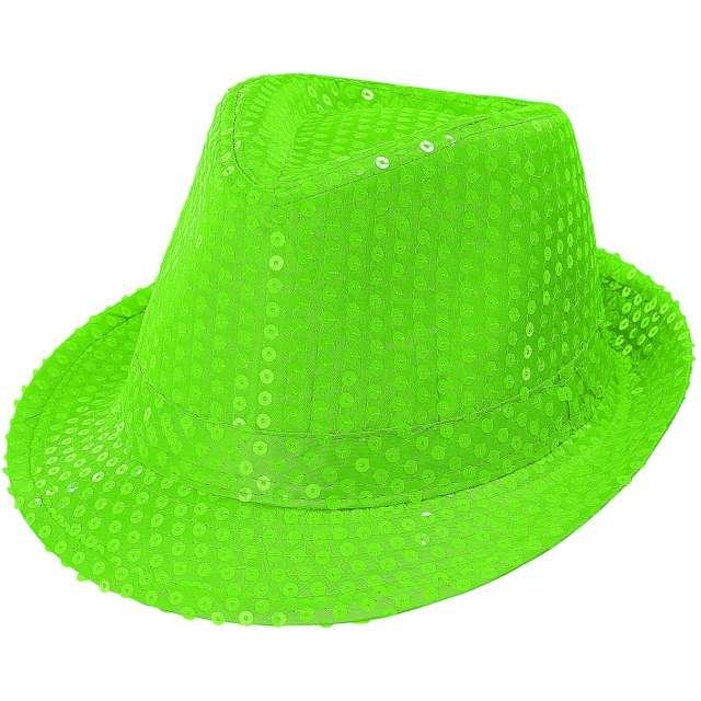 """Kapelusz """"Neon Fedora"""", zielony, Widmann"""