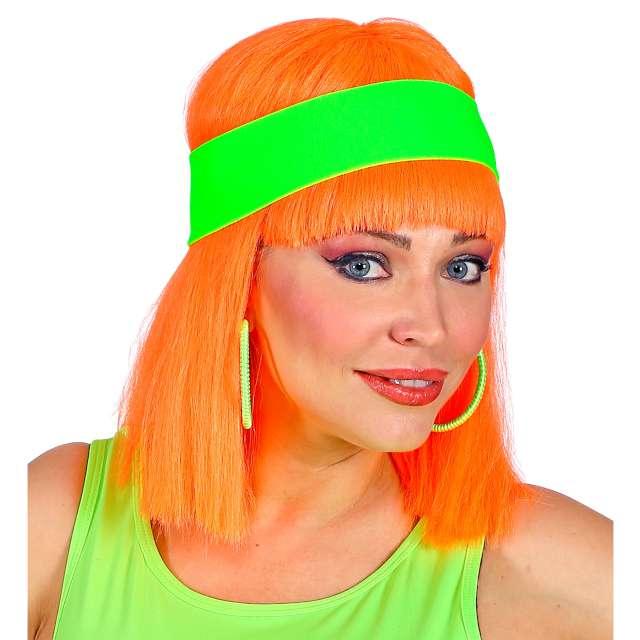 """Opaska elastyczna """"Classic Neon"""", zielona, Widmann"""