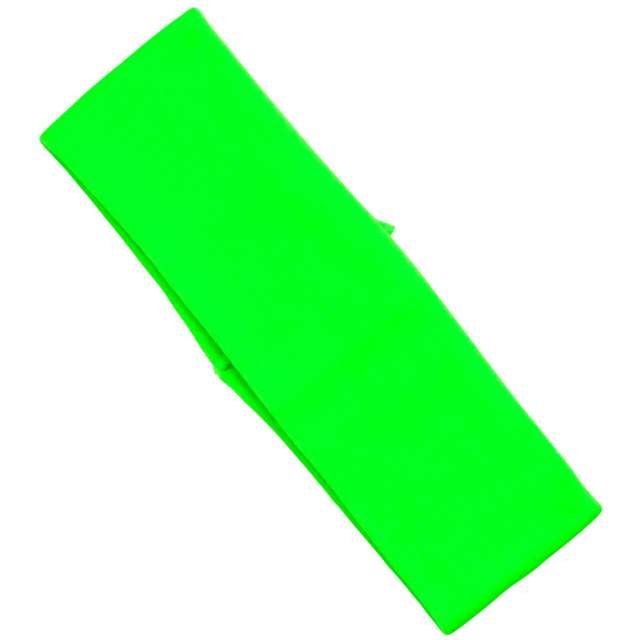 Opaska elastyczna Classic Neon zielona Widmann