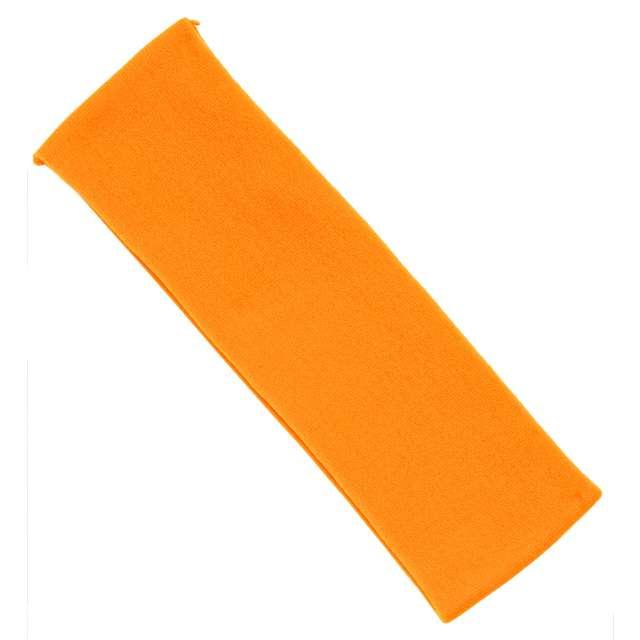 Opaska elastyczna Classic Neon pomarańczowa Widmann