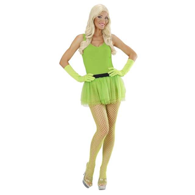 Spódniczka tutu Neonowa zielona Widmann