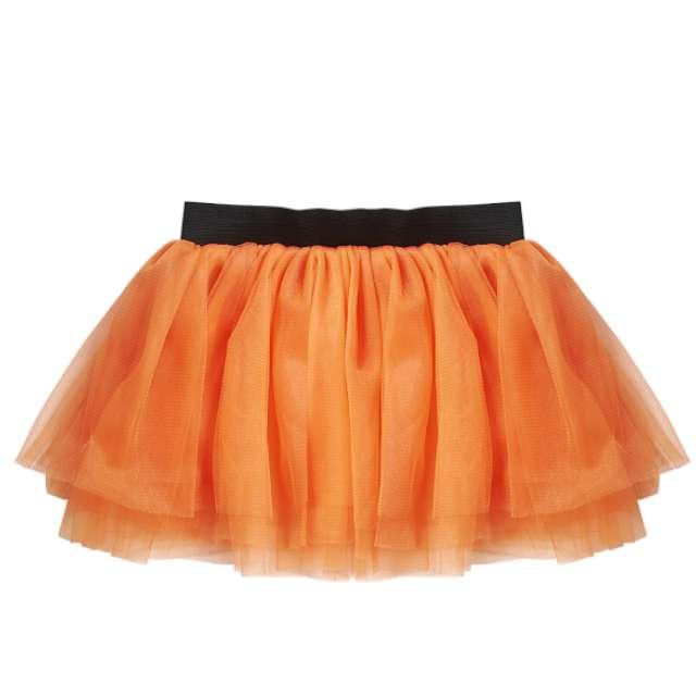 """Spódniczka tutu """"Neonowa"""", pomarańczowa,. Widmann"""