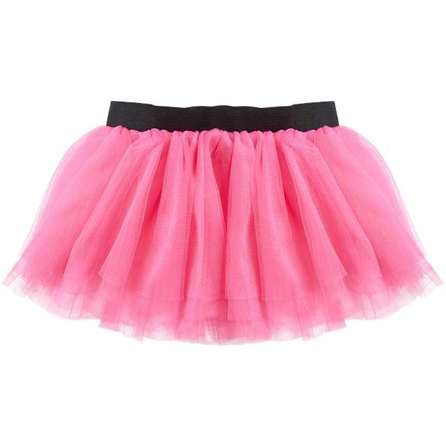 """Spódniczka tutu """"Neonowa"""", różowa, Widmann"""