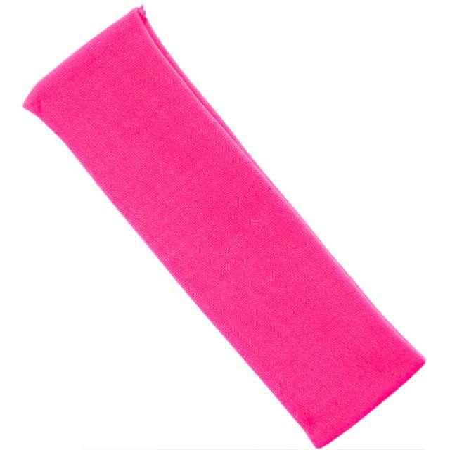 Opaska elastyczna Classic Neon różowa Widmann