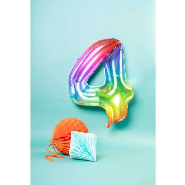 _xx_34in/86cm Number 4 Yummy Gummy