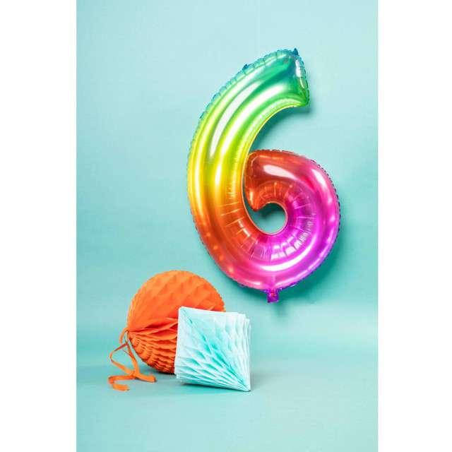 _xx_34in/86cm Number 6 Yummy Gummy