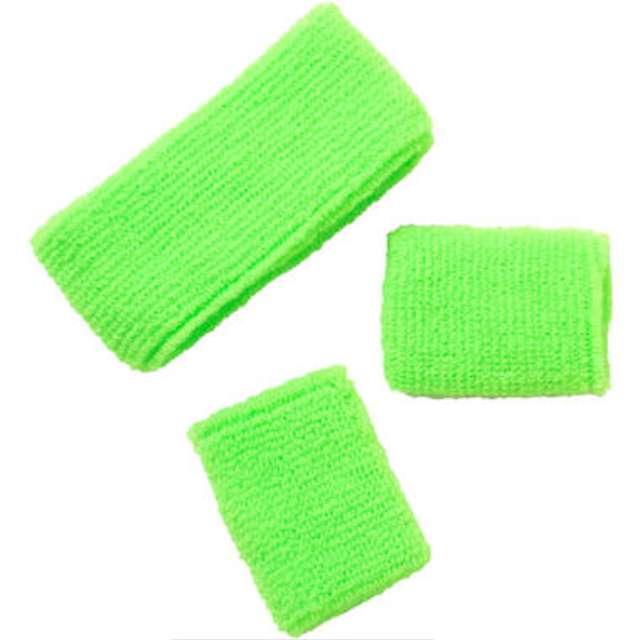"Frotka ""Classic Neon"", zielone, Folat, 3 szt"