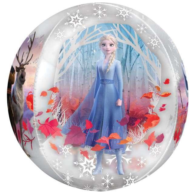 """Balon foliowy """"Frozen 2"""", Amscan, 15"""", ORB"""