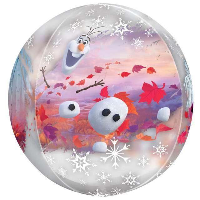 Balon foliowy Frozen 2 Amscan 15 ORB
