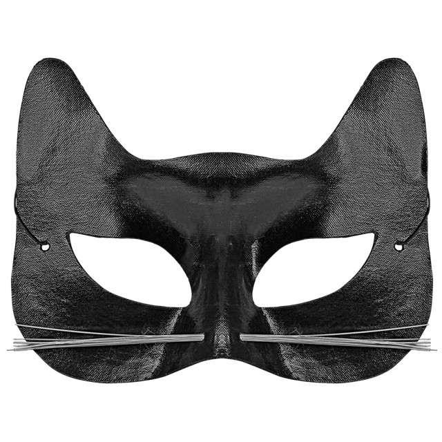 """Maska """"Czarny Kot"""", Widmann"""
