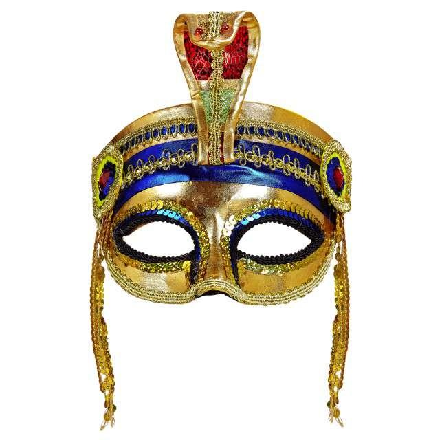"Maska ""Faraon z Wężem"", Widmann"