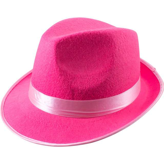 "Kapelusz ""Claasic Neon"", różowy, Folat"