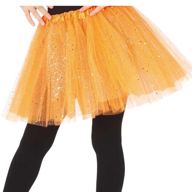 """Spódniczka tutu """"Classic shine"""", pomarańczowa, Guirca, 31 cm"""