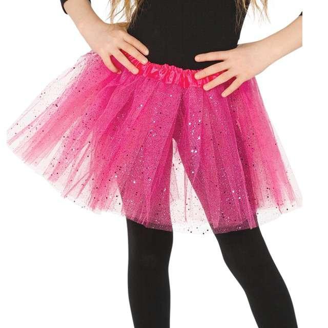 """Spódniczka tutu """"Classic shine"""", różowa, Guirca, 31 cm"""