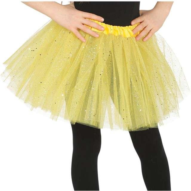 "Spódniczka tutu ""Classic shine"", żółta, Guirca, 31 cm"