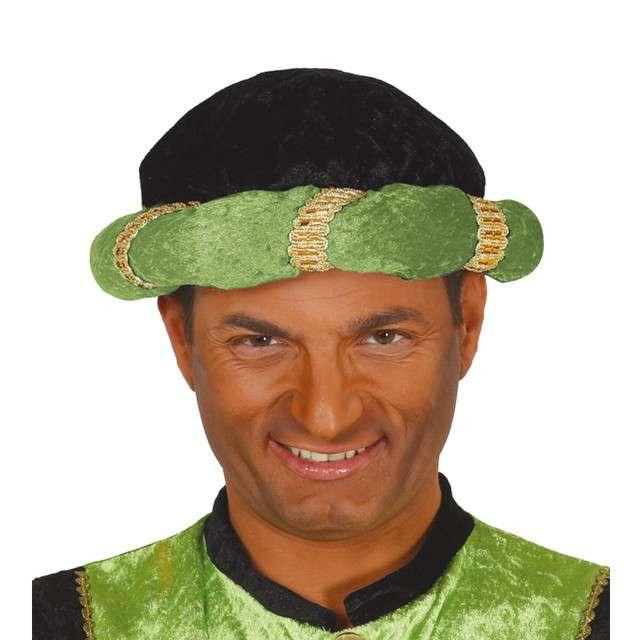 "Czapka ""Turban zielony"", Guirca"