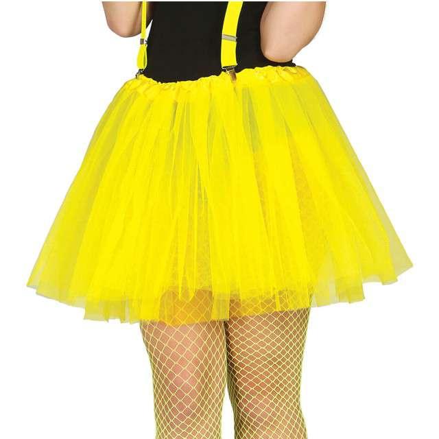 "Spódniczka tutu ""Classic neon"", żółte, Guirca, 40 cm"