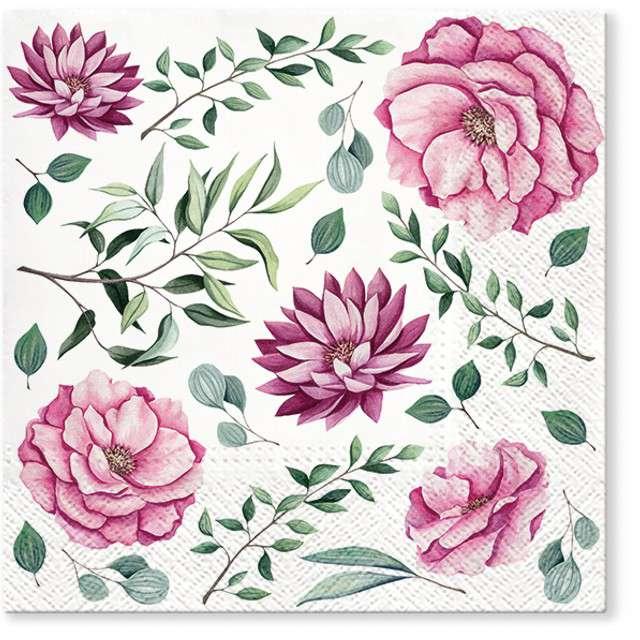 """Serrwetki """"Kwiat dalii"""", PAW, 30 cm, 20 szt."""