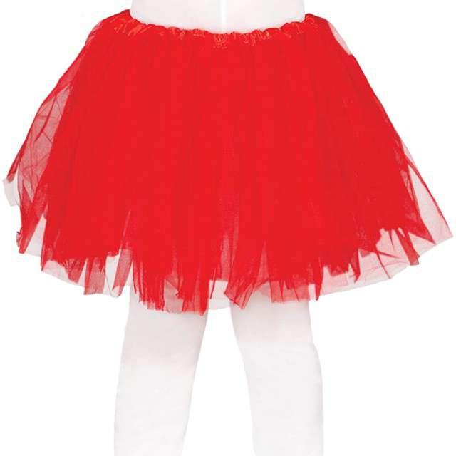 """Spódniczka tutu """"Classic"""", czerwona, Guirca, 31 cm"""