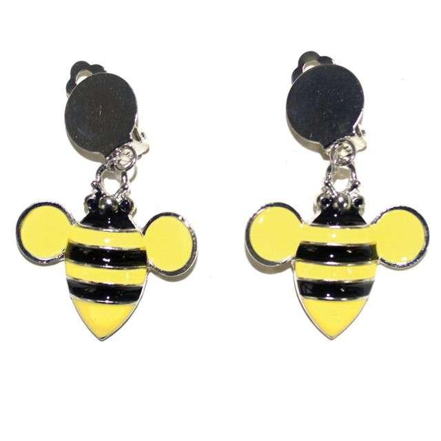 """Kolczyki """"Pszczoły"""", Funny Fashion"""