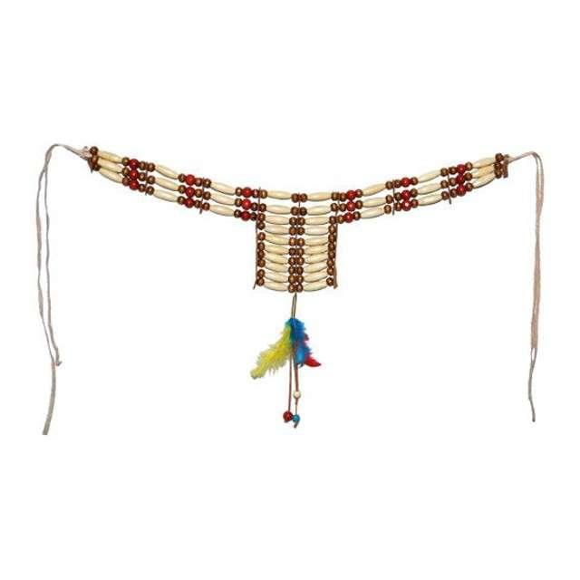 """Naszyjnik """"Indiańskie piórka"""", Funny Fashion"""