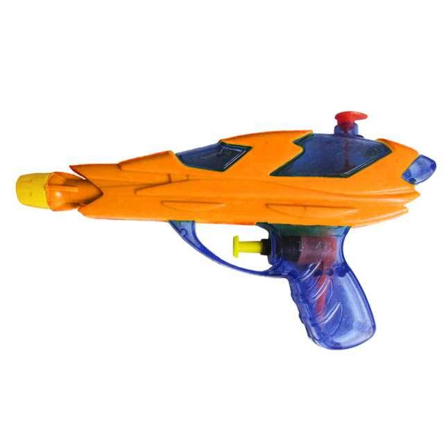 """Psikawka """"Kosmiczny pistolet"""", pomarańczowy, Arpex"""