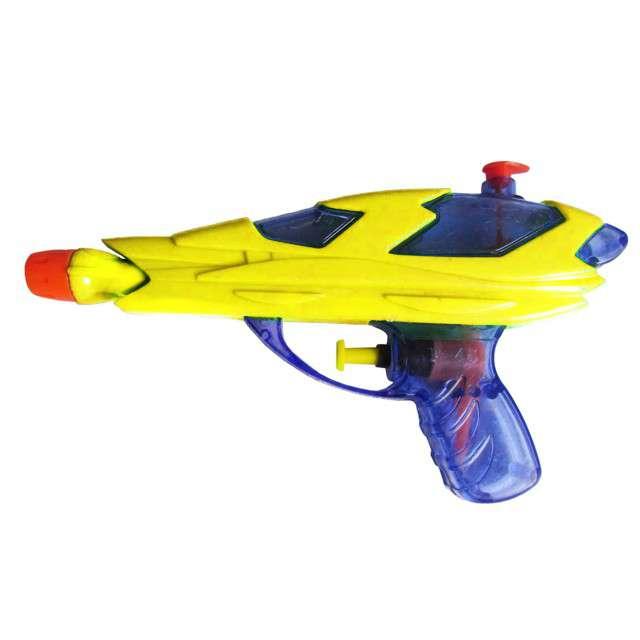 """Psikawka """"Kosmiczny pistolet"""", żółty, Arpex"""