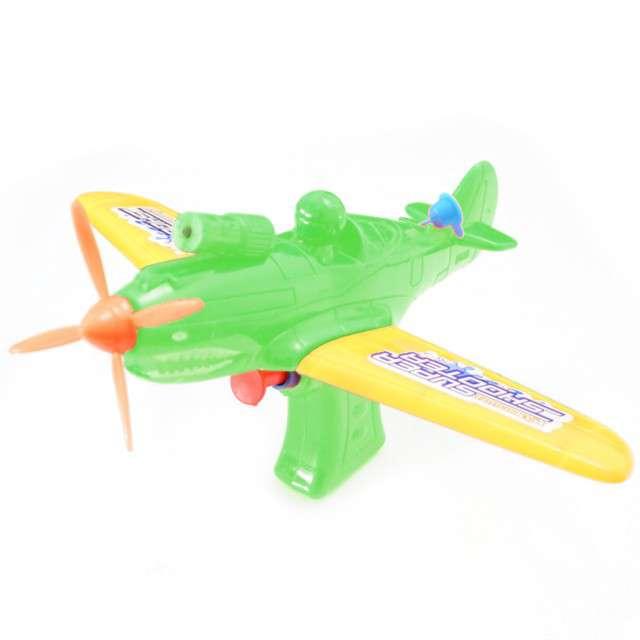 """Psikawka """"Pistolet Samolot"""", zielony, Arpex"""