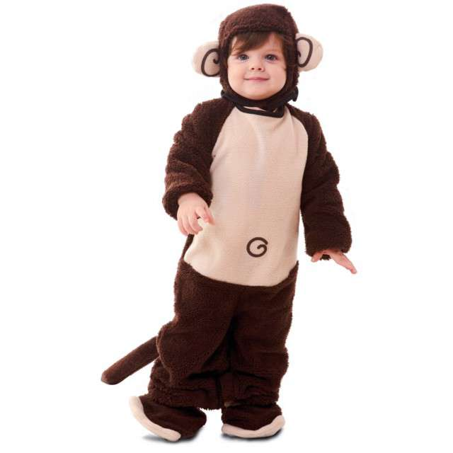 """Strój dla dzieci """"Małpka"""", Fyasa, rozm. 6-12 m-cy"""