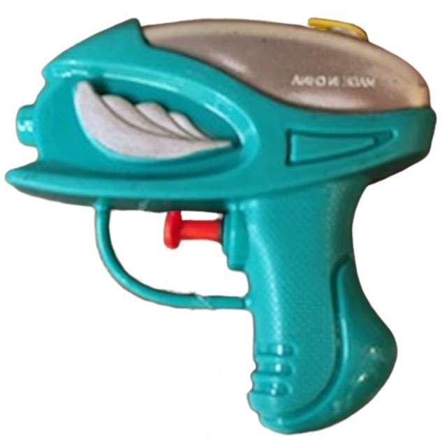 """Psikawka """"Kosmiczny pistolet"""", turkusowy, Arpex"""