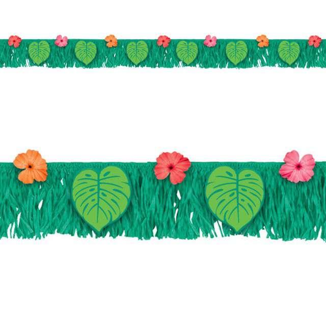 """Girlanda """"Tropikalne frędzle"""", Amscan, 178 cm"""
