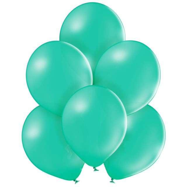 "Balony ""Classic"", zielone, Belbal, 12"", 25 szt"