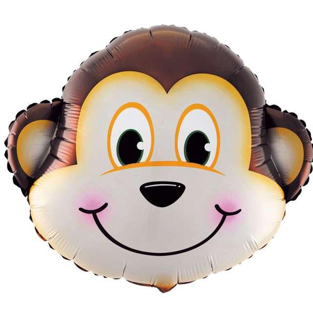 Balon foliowy Małpka Top Ten 15 SHP