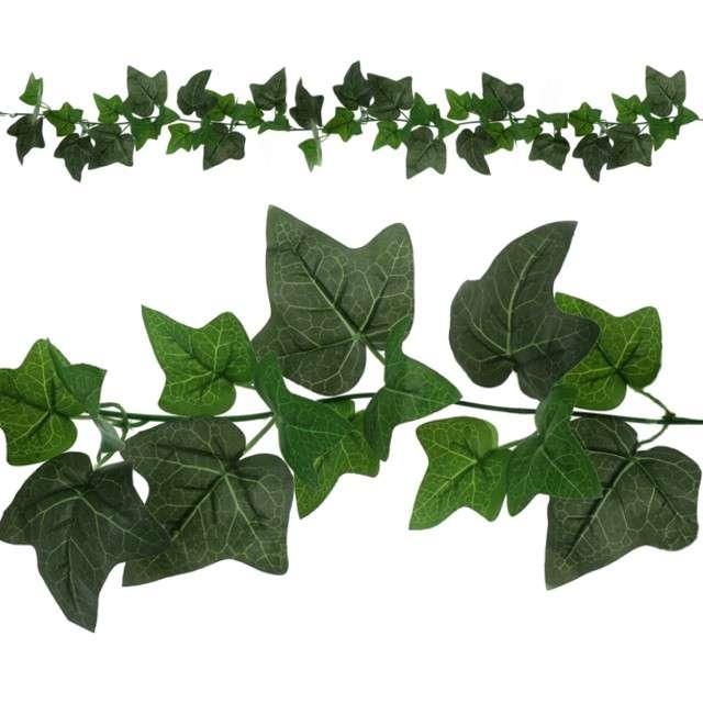 """Girlanda """"Pnącza Bluszczu"""", zielona, Santex, 220 cm"""