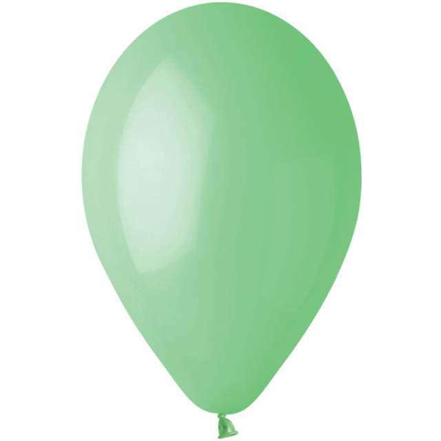 """Balony """"Gemar G90 Pastel"""", miętowe, 100 szt"""