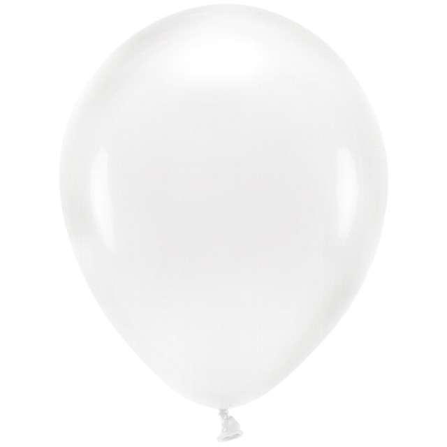 """Balony """"Eco"""", transarentne, PartyDeco, 26cm, 100szt"""