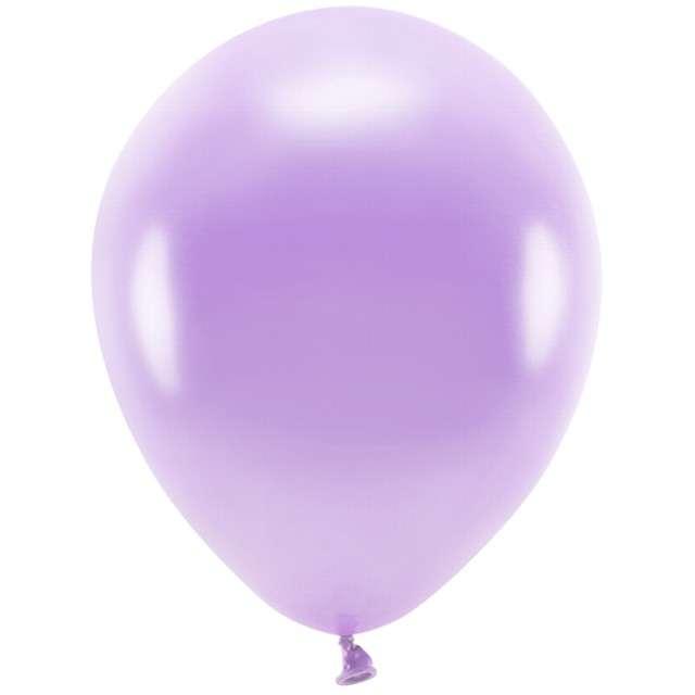 "Balony ""Ekologiczne"", lawenda, Partydeco, 12"", 100 szt"