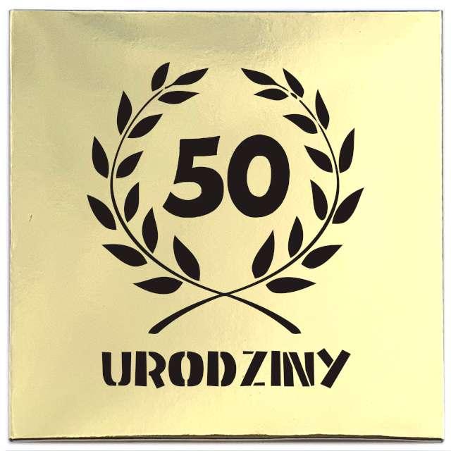 """Prezerwatywa """"Żeby się chciało... na 50 urodziny"""""""