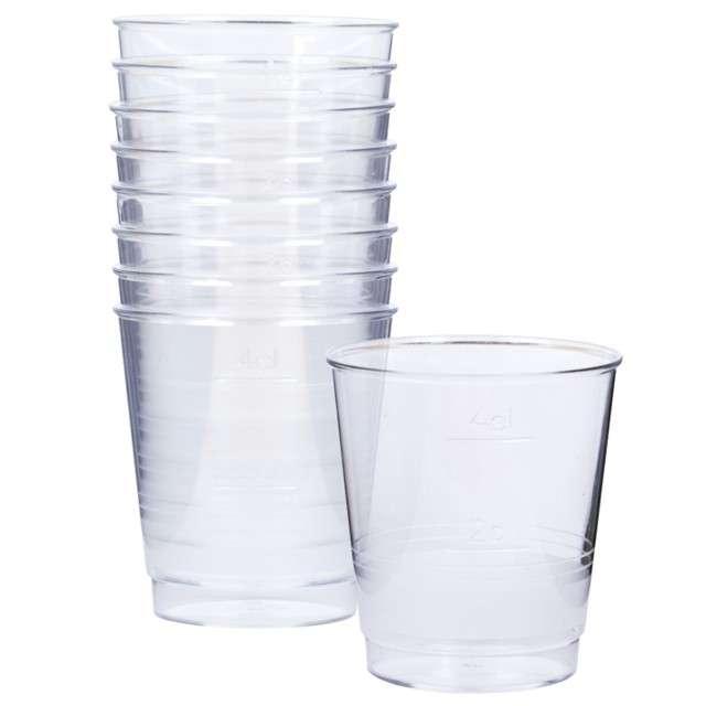 """Kieliszki jednorazowe """"Wódka basic"""", 40 ml, 9 szt"""