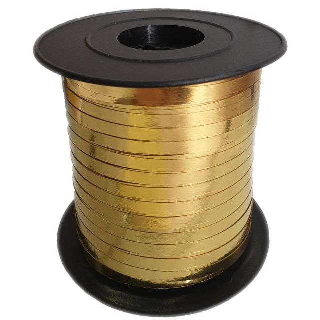 Wstążka do balonów Classic Metalik złota 5mm x 250 m