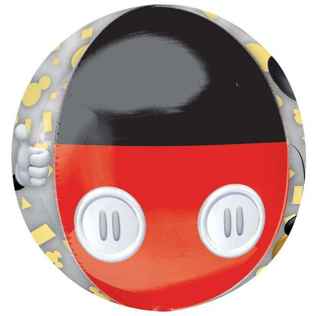 Balon foliowy Myszka Mickey AMSCAN 16 ORB
