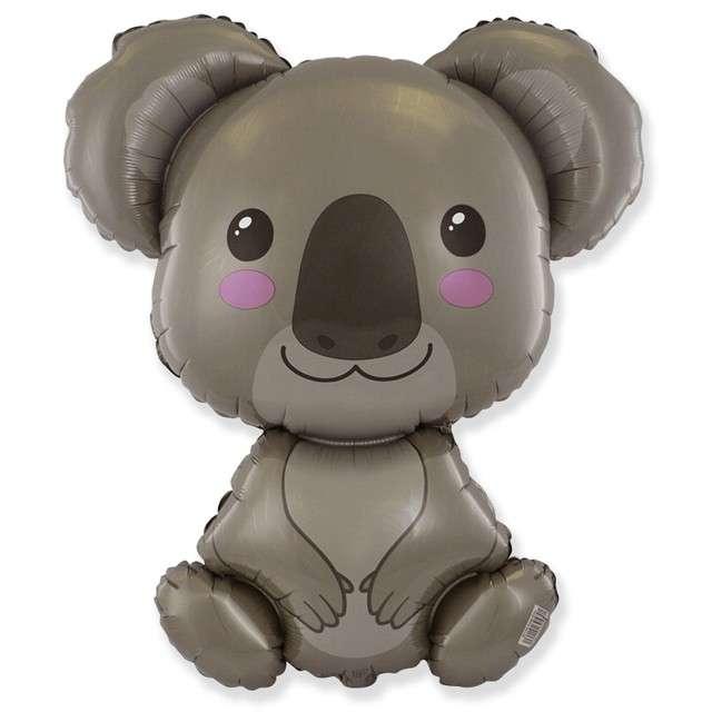 """Balon foliowy """"Koala"""", FLEXMETAL, 24"""" SHP"""