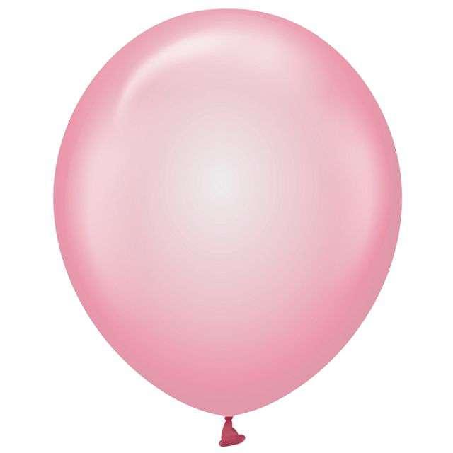 Balony Beauty and Charm rubinowe transparentne Godan 12 10 szt