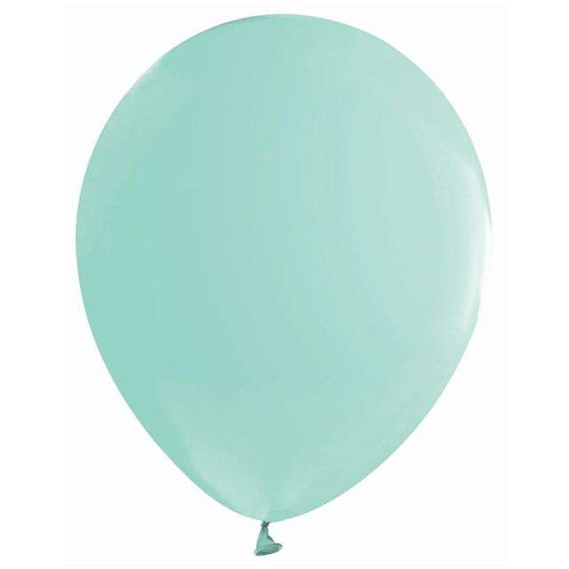 "Balony ""Beauty and Charm"", zielone, Godan, 12"", 10 szt"