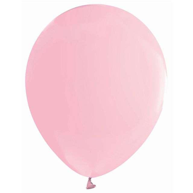 """Balony """"Beauty and Charm"""", różowe, Godan, 12"""", 10 szt"""