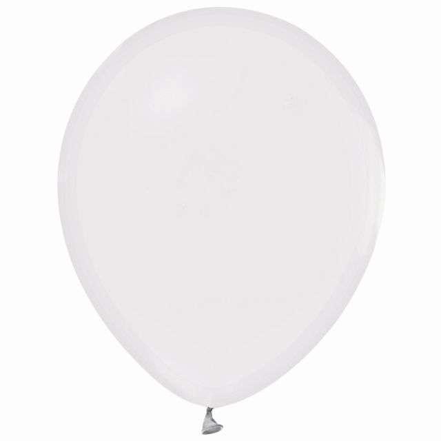 Balony Beauty and Charm białe Godan 12 10 szt