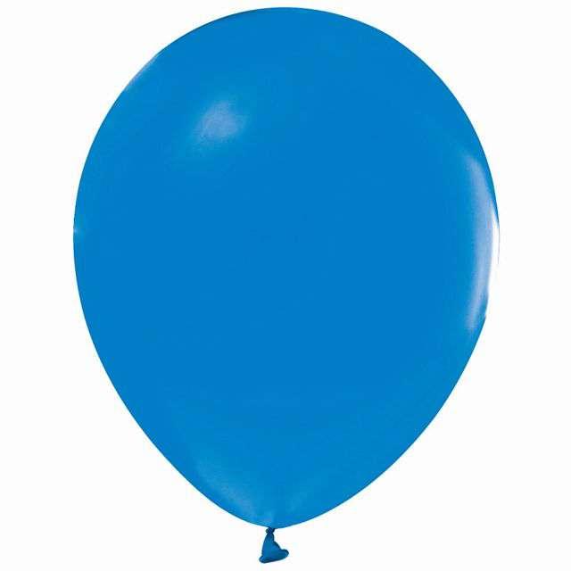 Balony Beauty and Charm niebieskie Godan 12 10 szt